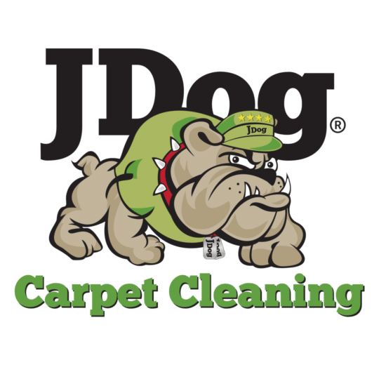 JDog Carpet Cleaning logo