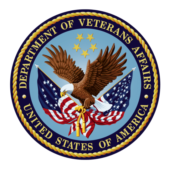 Veteran Affairs logo