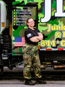 Amber Mowery, JDog Junk Removal & Hauling Hagerstown Owner